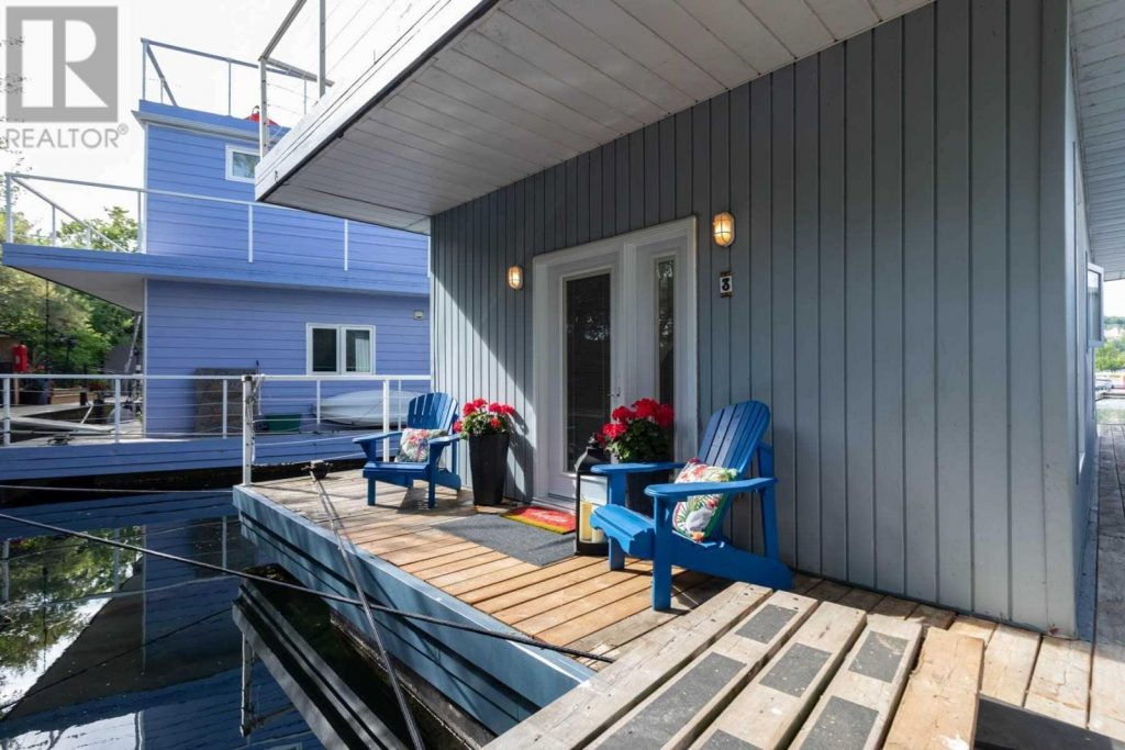 Toronto Floating Home For Sale